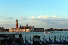 Sunrise on the Grand Basin, Venice Italy