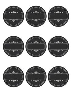 Thank You For Signing Up! - The Cottage Market Kitchen Labels, Pantry Labels, Canning Labels, Printable Lables, Free Printables, Spice Jar Labels, Diy Cardboard Furniture, Pot Mason, Blank Labels