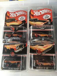 1968 Dodge Dart HW Flames HOT WHEELS hotwheels MIB SEALED