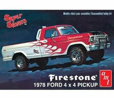 1/25 Ford Pick-Up : http://www.amazon.com/dp/B00GA3KMEA?tag=rocketfin-20