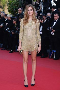Cannes Day 7: Sharon Stone, Jessica Chastain, and a Whole Bunch of Models - The Cut
