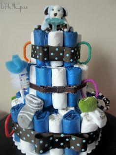 Diaper Cake!!