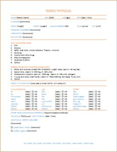 Free Doctors Note Template Free Medical Excuse Forms