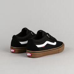 ec1f652723 Vans TNT SG Shoes - Black   White   Gum