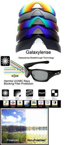 13ee773d58e Sunglass Lens Replacements 179194  Galaxy Replacement Lenses For Oakley Si  Ballistic M Frame 2.0 Z87