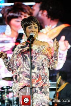 Patti LaBelle performs during the 7th Annual Jazz
