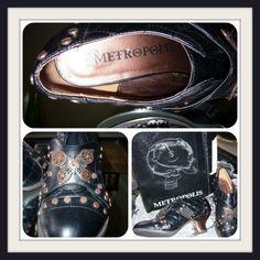 Metropolis Shoes/Hades Shoes