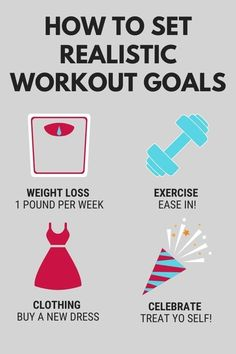 Before you can change your dress size, you'll need to change your mindset. We're sharing how to set realistic workout and weight loss goals!  #fitnessmotivation #weightloss #fitnessgoals Motivation Goals, Fitness Motivation, Short Term Goals, Mind Over Matter, Weight Loss Results, Change Your Mindset, Health Goals, Weight Loss Goals, How To Stay Motivated