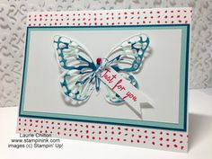 Stampin' Ink: The Paper Players Color Challenge 249