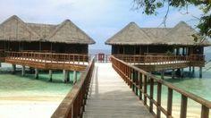 Sea Villas, Bandos, Maldives