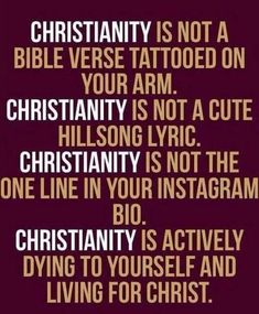 Christianity is not your religion Biblical Quotes, Religious Quotes, Bible Verses Quotes, Bible Scriptures, Spiritual Quotes, Faith Quotes, Spiritual Health, Hillsong Lyrics, Bible Verse Tattoos