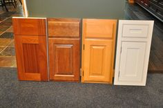 Learn the Lingo of Kitchen Cabinet Door Styles