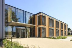The world's most sustainable office building is now in the Netherlands.