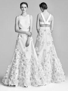 Coleção primavera/verão 2018 de vestidos de noiva Viktor