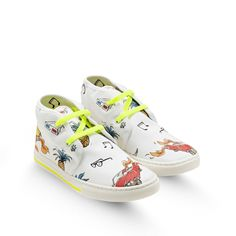 Fun kid's sneakers