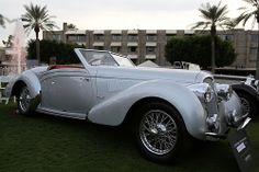 Delahaye 135 MS Sports Cabriolet 1938 5