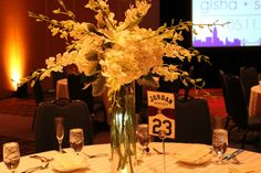 Basketball Player Table numbers at the Hyatt Regency O'Hare. Very cute idea. Event Lighting, Wedding 2015, Chicago Wedding, Wedding Receptions, Table Numbers, Hare, Regency, Our Love, Wedding Centerpieces