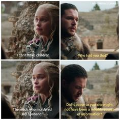 """845 Likes, 22 Comments - ️Game Of Thrones (@northernstarkies) on Instagram: """"7x7 No offence to Jon and Daenerys shippers, but I really hope their love story won't become this…"""""""