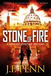 Stone of Fire (ARKANE Thriller Book 1)