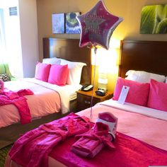 Hotel Pool Party Ideas 25 winter theme party ideas decor entertainment catering and more Spoil Your Birthday Girl With A Special Package That Includes A Balloon And Goodie Bag Hotel Sleepover Partyhotel