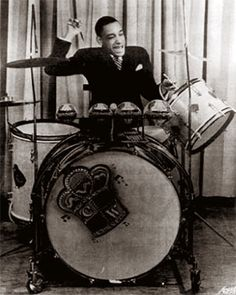 Chick Webb, jazz and swing music drummer as well as a band leader.