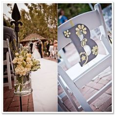 Inside The Bungalow Wedding