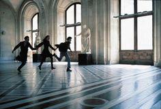 Running through The Louvre,from Bernardo Bertolucci'sThe Dreamers.