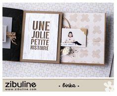 TUTO mini album «you» – Binka – L'univers de Zibuline