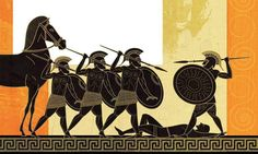 The Iliad and the Odyssey: We are on this earth for but one purpose. Let us preserve our lineage and defend the culture which birthed it; anything less is conspiring with the enemy. And who is the enemy? It is he who tells us that justice will conquer human nature... (essay by Jacoby Sommer)