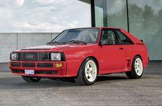 Audi Sport Quattro | by Auto Clasico