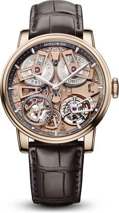Arnold&Son_Tourbillon Chronometer No. 36