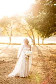 Photography: Mike Larson - mikelarson.com  Read More: http://www.stylemepretty.com/california-weddings/2014/10/08/outdoor-wedding-inspiration-filled-with-rustic-romance-at-devine-ranch/