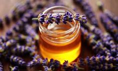 Well you guessed it, it involves honey . But not just any honey, Sonoran Desert Wildflower Honey with infused herbs, spices or both. Lavender Honey, French Lavender, Lavender Buds, Paleo Honey, Raw Honey, Homemade Essential Oils, Healing Herbs, Tea Infuser, Natural Home Remedies