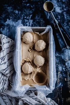 Date Palm Jaggery Ice Cream | Playful Cooking