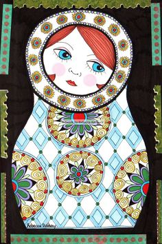 Penny Lane Ink: Russian Doll