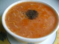 Tel Şehriyeli Tarhana Çorbası Tarifi - Resimli Kolay Yemek Tarifleri