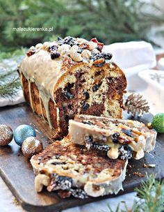 Delicious Desserts, Yummy Food, Jamaican Recipes, Sweets Cake, Health Desserts, Pavlova, Sweet Bread, Creative Food, Yummy Cakes