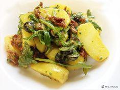 Der Sommer ist da, das heißt natürlich das wieder viel gegrillt wird. Hier mal eine leichtere Alternative zum herkömmlichen Kartoffelsalat.