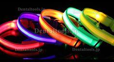 Becky®犬用LED光る首輪 (6カラー展開)最安値通販- DentalTools.JP