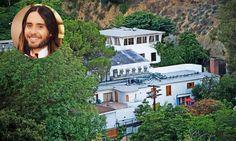 ¡Jared Leto compró una base militar y ahora vive en ella!