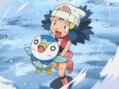 Pokemon The Series: Diamond and Pearl The Complete Season (DVD) Pokemon People, Ash Pokemon, Cool Pokemon, Fnaf, Ash And Dawn, Gym Leaders, Pokemon Pictures, Aesthetic Anime, Childhood