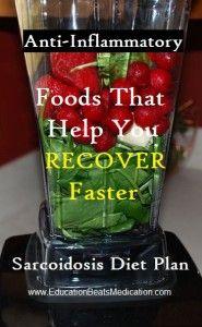 sarcoidosis diet