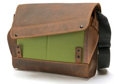 WaterField's Rough Rider Leather Messenger Bag Now Available For Both 13-inch And 15-inch Laptops