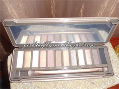 #urbandecay #naked2 #makeup