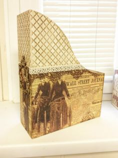 Новости Decoupage, Arte Country, Wicker, Household, Projects To Try, Decorative Boxes, Shabby Chic, Painting, Trays