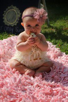 six month baby update Princess Pics, Princess Pictures, Baby Girl Pictures, Newborn Pictures, 6 Month Photography, Baby Girl Photography, Children Photography, Baby Birthday Themes, Half Birthday