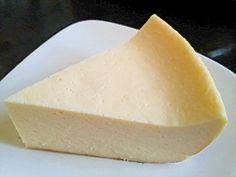 「炊飯器で簡単チーズケーキ」混ぜるだけでとてもおいしいチーズケーキが作れます。【楽天レシピ】