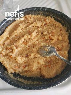 İrmik Helvası - Nefis Yemek Tarifleri - #4883752 Oatmeal, Pasta, Breakfast, Food, The Oatmeal, Morning Coffee, Rolled Oats, Essen, Meals