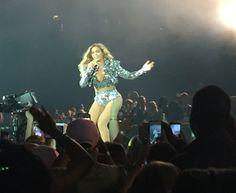 Beyoncé Formation World Tour Ford Field Detroit Michigan 14.06.2016
