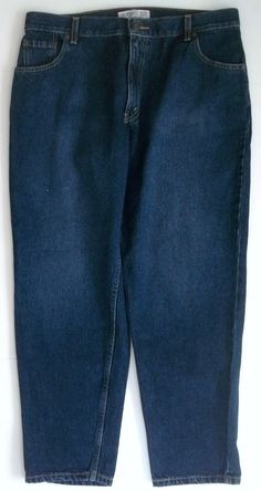 Levi Strauss Signature Relaxed Fit Jeans-Misses-Sz 18 Short   NWT #LeviStrauss #Relaxed